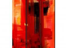 Paraván - Crimson Prison [Room Dividers]